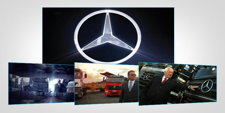 Mercedes-Benz e você – Caminhos de Sucesso